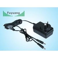 Lithium battery charger 12.6V1A with CE EN61000 li-ion battery charger
