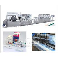 DHC250P Ampoule Blister packing Cartoning packaging Line thumbnail image