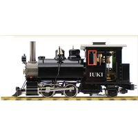 Gauge One G Scale 1/32 Live Steam Model Trains Railroad Garden Railway Steam Engine Hobby Brass IUKI