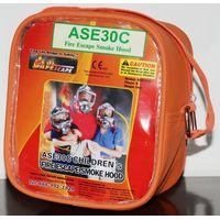 ASE30C CHILDREN FIRE ESCAPE SMOKE HOOD thumbnail image