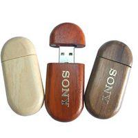 Wood USB falsh drives
