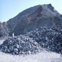 Sell chrome ore lumps and fines ranging from 30% to 55%