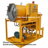 TYL series Hydraulic Oil Water Separator machine,Lubricating Oil Purification system