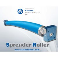 Spreader Roller For Printing And Packaging Industry