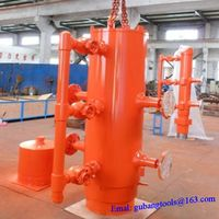 Oilfield Cementing Tools Casing Pipe Cement Heads