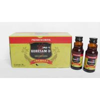 Goryeosam-D korean red ginseng extract drink