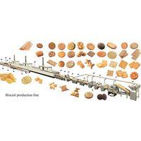 Biscuit produciton line