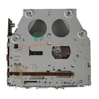 6 DVD mechanism for Chrysler and BMW thumbnail image