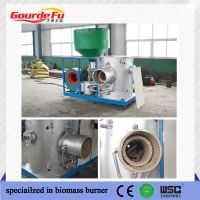 Best pellet burner in china with great services thumbnail image