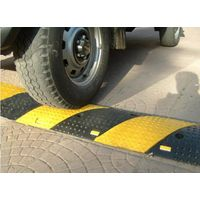 high quality rubber speed bump parking lot speed bump