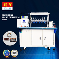 SRA22-8  Eight Spindle Motor Coil Winding Machine