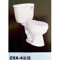 Two Piece Toilet Zsx-4