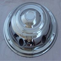 17.5inch stainless steel wheel cover/wheel trim thumbnail image