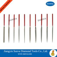 SUNVA Diamond Needle Files Abrasive tools Diamond Tools