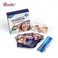 Onuge Bright White Daily Use Coconut Oil Teeth Whitening 14 Sets A Box thumbnail image
