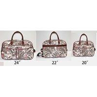 Three-Piece Duffle Bag Tolley Bag Fashion Case Travel Bag Luggage Carry-on Luggage Duffle Bag