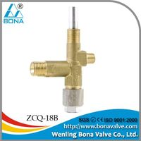 BONA Brass Industrial Gas Heater Safety Valve