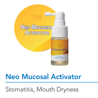 Neo Mucosal Activator Oral Spray for Sore Throat thumbnail image