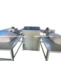 fiber opening and cushion filling machine