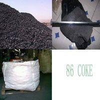 86 Coke Of High Quality