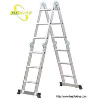 Aluminium accordion Multi-purpose ladder(HM-103)