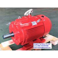 S-TC series High-temperature Smoke-extraction Motors
