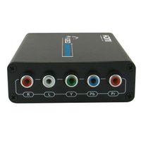 HDMI to Component Video + Stereo Audio Converter