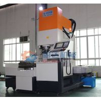 CNC duoble plane vertical milling machine