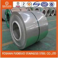 201 2B Cold Rolled Stainless Steel Coil