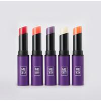 MESONEON Purple Me.Centric Color Lip balm (Red, Coral, Purple, Pink, Orange)