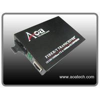 10/100/1000M Fiber Optical Media Converter