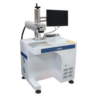 Desktop Fiber Laser Marking Machine for Stainless Steel thumbnail image