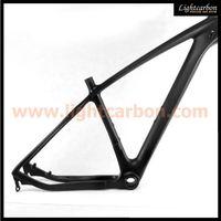 2013 LIGHTCARBON 29er hard tail carbon MTB bicycle frame