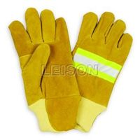 Fire fighting Gloves/Water-proof PTFE  Fire fighting Gloves