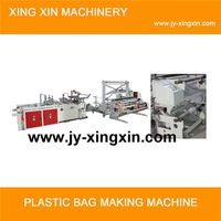 High-speed folding Melting Machine (dual)