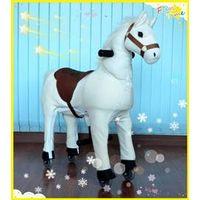 Lovely White horse toy for girls