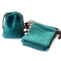 Top selling suede jewelry pouch velvet jewelry bags with custom logo Urbrand thumbnail image