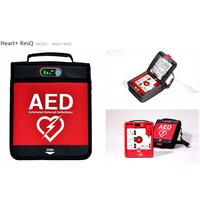 Medical Emergency Equipment, Automatic External Defibrillator Heart+ResQ