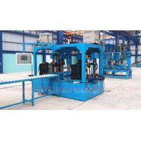 transformer corrugated tank fin forming machine