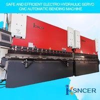 110T3.2M Electro Hydraulic Servo Automatic CNC Bending Machine