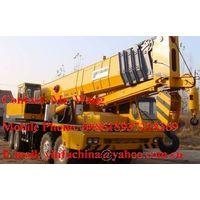 80 tons TADANO truck cranes  (yellow color) thumbnail image