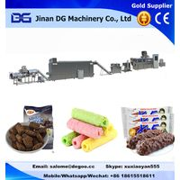 cream core filled/center filling snack food making machine production line thumbnail image