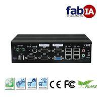 FX5507 Atom D525 Fanless Industrial PC