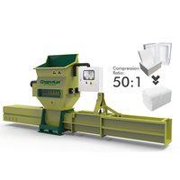 GreenMax foam (EPS/Polystyrene) Compactor APOLO C200