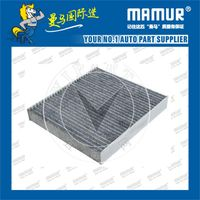 Cabin air filter for INFINITI FX(02)/NISSAN MURANO(03) 999M1-VP001