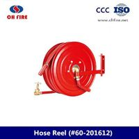 Antique hose reel fire dept /Used fire hose reel for sale