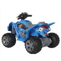 all-terrain vehicle Child electric bicycle electric child four wheel motorcycle atv car video game b thumbnail image
