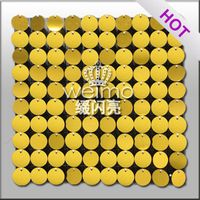 Shiny Decorative Design Sequin Wall Tile