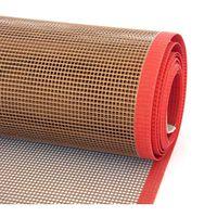 High Temperature Resistant PTFE Coated Fiberglass Industrial Teflon Conveyor Belt Kevlar Mesh thumbnail image
