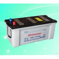 Heavy Duty Truck Battery,Bus battery -N150-12V150AH thumbnail image